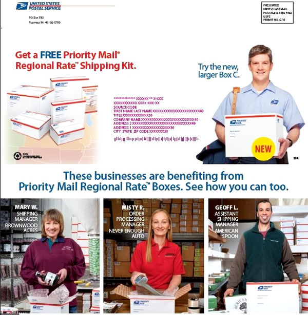 usps commercial
