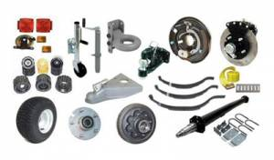 Hitches, Towing & Trailers - Trailer Accessories