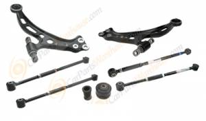 Suspension & Steering - Control Arms & Parts