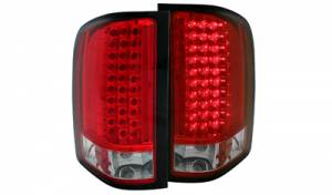 Lighting & Lamps - Tail Lights
