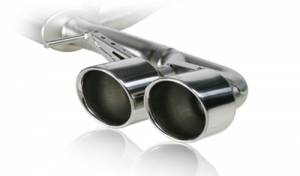 Exhaust - Tailpipes