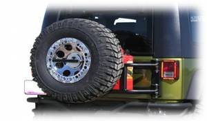 Wheels, Tires & Accessories - Spare Tire Carriers