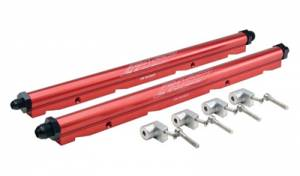 Fuel System - Fuel Rails