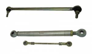 Suspension & Steering - Tie Rod Linkages