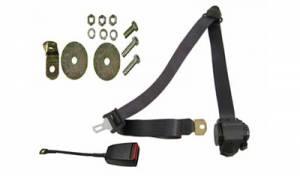 Safety & Security - Seat Belts & Parts