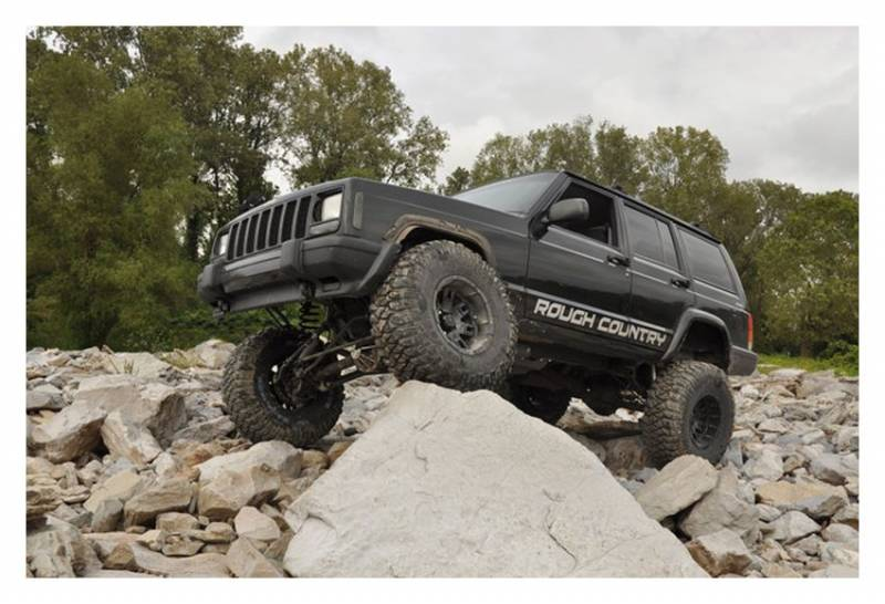 Rough Country Perf618 6 5 Quot X Series Long Arm Suspension