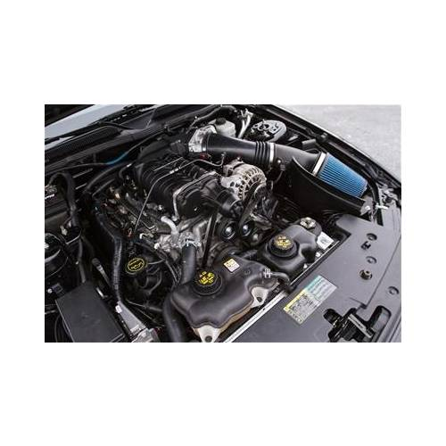 Ford Mustang Gt Supercharger Kit: Roush Performance 421100 Supercharger Kit 2008-2009 Ford