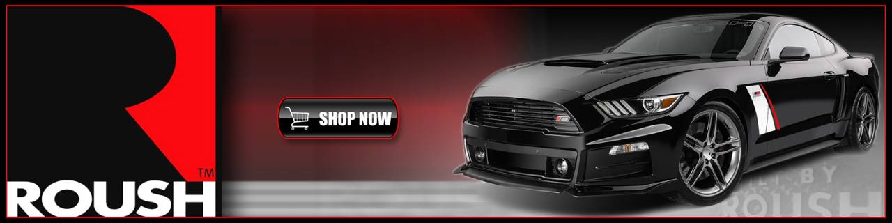 Shop Roush Performance Now