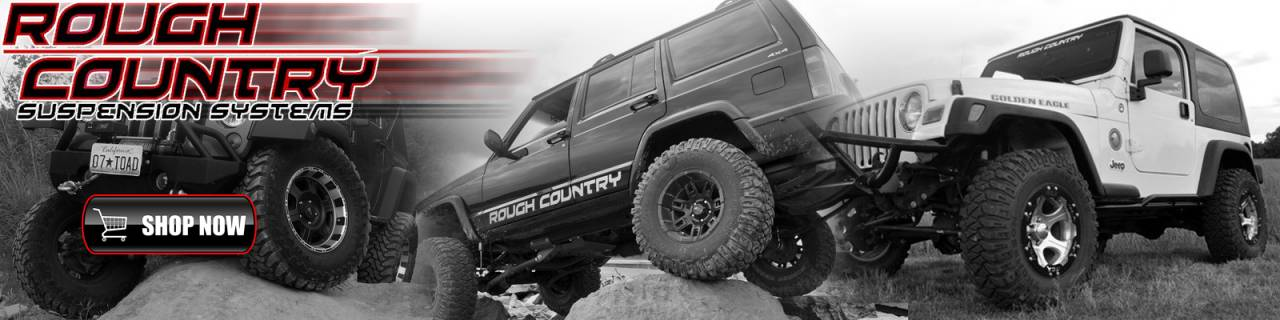 Shop Rough Country Now