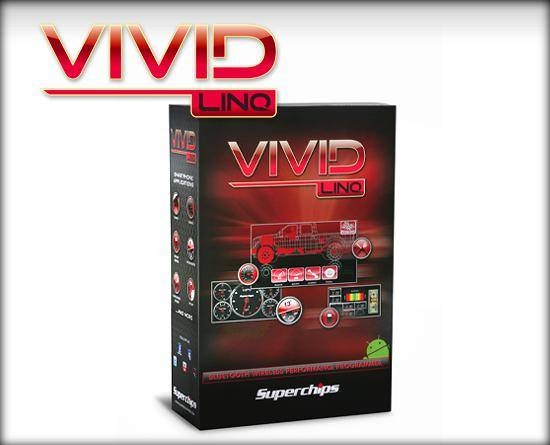 Superchips 118680 Vivid LINQ Performance Tuner