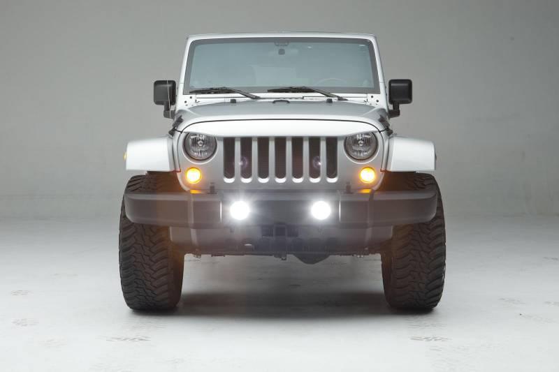 Undercover Nighthawk Jeep Wrangler JK Light Brow PS2- Bright