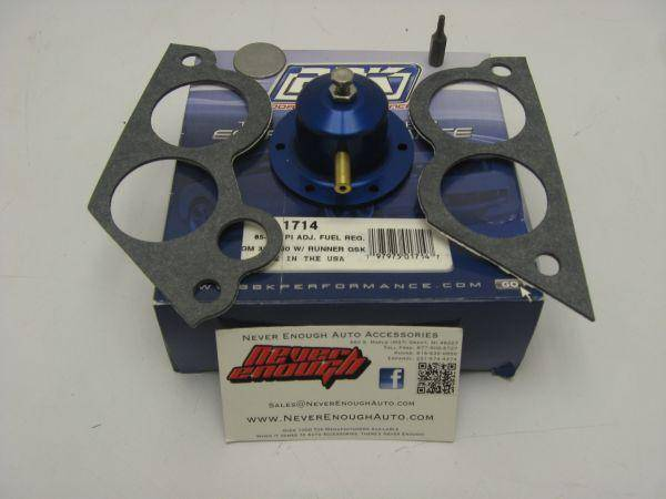 BBK 1714 Adjustable Fuel Pressure Regulator for GM TPI 305//350