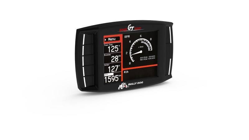 Bully Dog 40410 Triple Dog GT Platinum Gauge Tuner Monitor ...