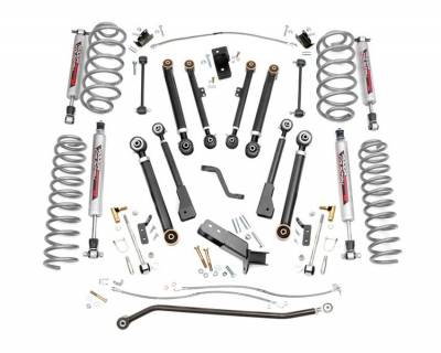 """Rough Country Suspension Systems - Rough Country PERF661X 4.0"""" X-Series Suspension Lift Kit"""