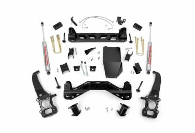 """Rough Country Suspension Systems - Rough Country 577.20 4.0"""" Suspension Lift Kit"""