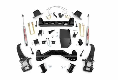 """Rough Country Suspension Systems - Rough Country 576.20 6.0"""" Suspension Lift Kit"""