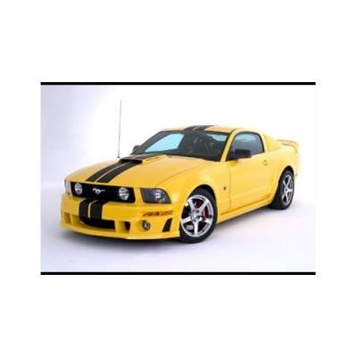 Roush Performance - Roush Performance 403689 Striping Kit 2005-2009 Ford Mustang