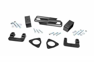 """Rough Country Suspension Systems - Rough Country 1305 2.5"""" Suspension Leveling Kit"""