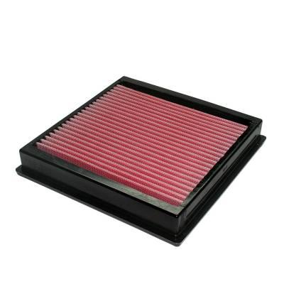 Airaid - Airaid 851-033 OEM Stock Replacement Drop-In Air Filter Dry Filter Media