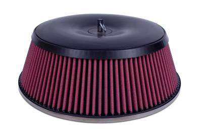 "Airaid - Airaid 801-454 Concept 14"" x 4""H Performance Air Filter Assembly; Dry Filter"