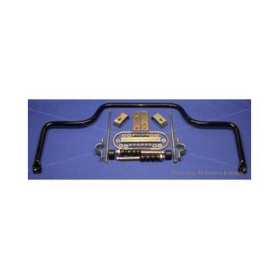 Addco - Addco 683 Rear Performance Anti Sway Bar Stabilizer Kit