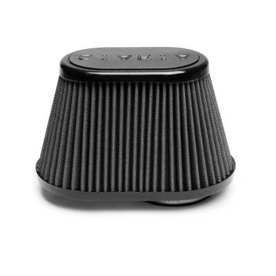 Airaid - Airaid 722-128 Performance Replacement Cold Air Intake Filter Black Dry Filter