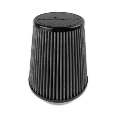 Airaid - Airaid 702-458 Performance Replacement Cold Air Intake Filter Black Dry Filter