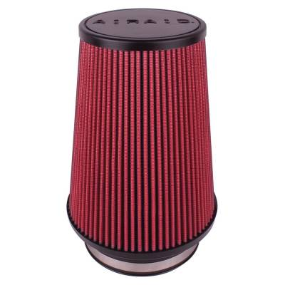 Airaid - Airaid 701-496 Performance Replacement Cold Air Intake Filter Red Dry Filter