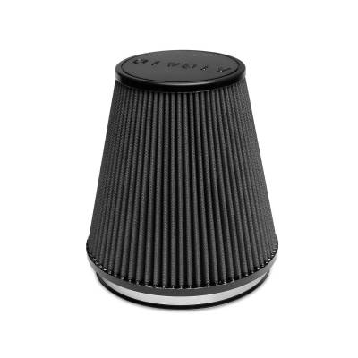Airaid - Airaid 702-495 Performance Replacement Cold Air Intake Filter Black Dry Filter