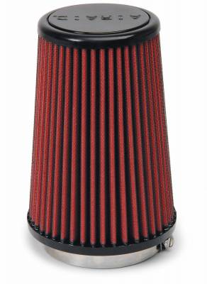 Airaid - Airaid 700-433 Performance Replacement Cold Air Intake Filter Red Oiled Filter