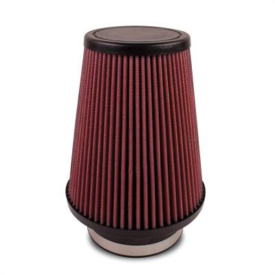 Airaid - Airaid 700-411 Performance Replacement Cold Air Intake Filter Red Oiled Filter