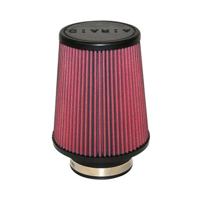 Airaid - Airaid 700-451 Performance Replacement Cold Air Intake Filter Red Oiled Filter