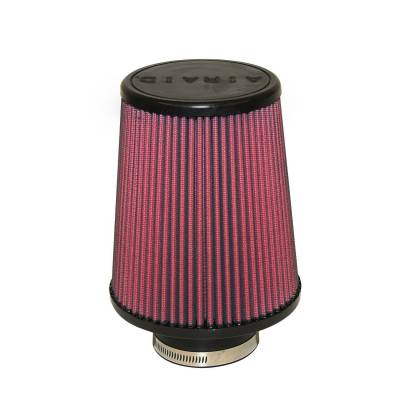 Airaid - Airaid 700-494 Performance Replacement Cold Air Intake Filter Red Oiled Filter