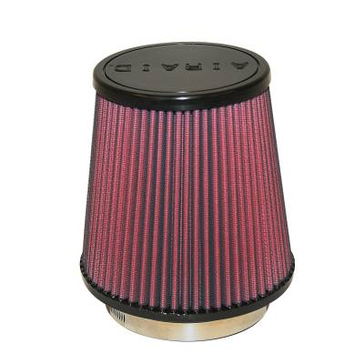 Airaid - Airaid 700-453 Performance Replacement Cold Air Intake Filter Red Oiled Filter