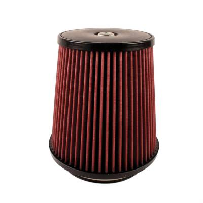 Airaid - Airaid 700-498 Performance Replacement Cold Air Intake Filter Red Oiled Filter