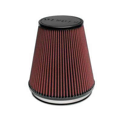 Airaid - Airaid 700-495 Performance Replacement Cold Air Intake Filter Red Oiled Filter