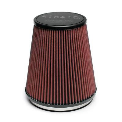 Airaid - Airaid 700-462 Performance Replacement Cold Air Intake Filter Red Oiled Filter