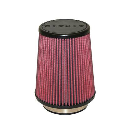 Airaid - Airaid 700-458 Performance Replacement Cold Air Intake Filter Red Oiled Filter