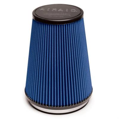Airaid - Airaid 703-469 Performance Replacement Cold Air Intake Filter Blue Dry Filter