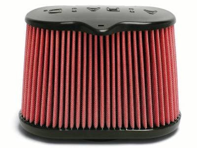 Airaid - Airaid 720-182 Performance Replacement Cold Air Intake Filter Red Oiled Filter