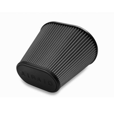 Airaid - Airaid 722-476 Performance Replacement Cold Air Intake Filter Black Dry Filter