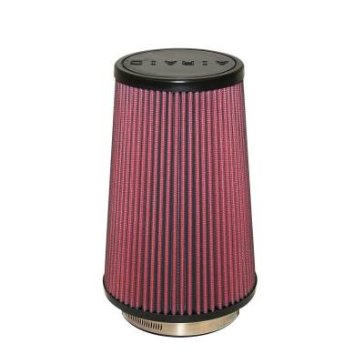 Airaid - Airaid 700-471 Performance Replacement Cold Air Intake Filter Red Oiled Filter