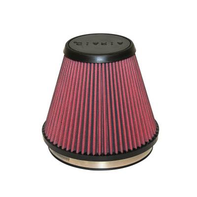 Airaid - Airaid 700-466 Performance Replacement Cold Air Intake Filter Red Oiled Filter