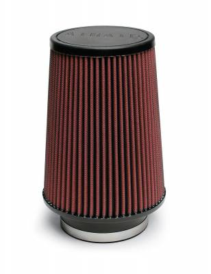 Airaid - Airaid 700-539 Performance Replacement Cold Air Intake Filter Red Oiled Filter