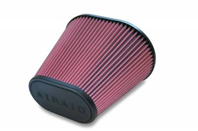 Airaid - Airaid 720-472 Performance Replacement Cold Air Intake Filter Red Oiled Filter