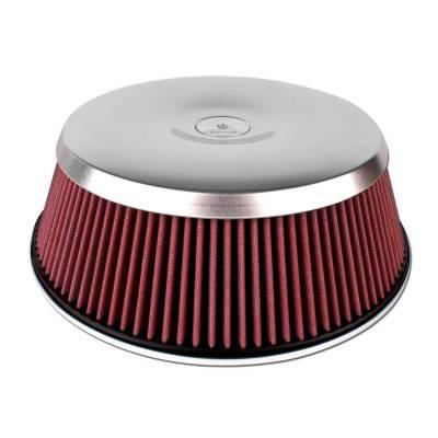 "Airaid - Airaid 801-455 Concept II 14"" x 4""H Performance Air Filter Assembly; Dry Filter"