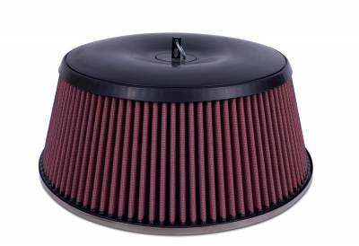 "Airaid - Airaid 801-460 Concept 14"" x 5""H Performance Air Filter Assembly; Dry Filter"