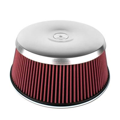 "Airaid - Airaid 801-461 Concept II 14"" x 5""H Performance Air Filter Assembly; Dry Filter"