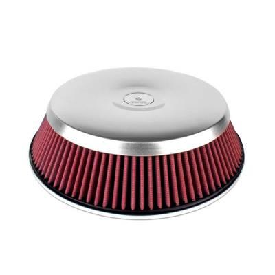 "Airaid - Airaid 801-451 Concept II 14"" x 3""H Performance Air Filter Assembly; Dry Filter"