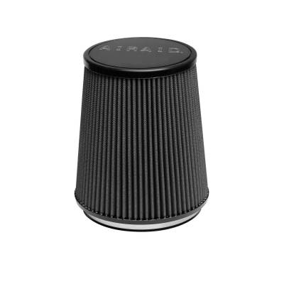 Airaid - Airaid 702-474 Performance Replacement Cold Air Intake Filter Black Dry Filter